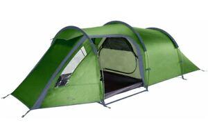 Vango Omega 250 2 Person Tunnel Tent - Pamir Green