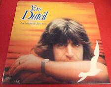 Sealed LP Album vinyl Yves Duteil La Langue de Chez Nous ! - NEW -