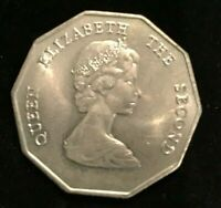 COIN : EAST  CARIBBEAN STATES  1 Dollar 1989
