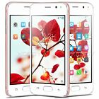"Cheap UK Smartphone 4Core Dual Sim Unlocked 8GB 4.5"" Android 5.1 Mobile phone 3G"