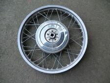 BMW Vorderrad Rad R50/5 R60/5 R75/5 gebraucht used Raddeckel Radkappe Chrom