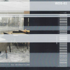 3M GLASS FINISHES decorative glass and window films WDS-03 (W)48in x (L)98ft