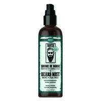 Smooth Groom Mint & Tea Tree Beard Mist for all Beard Types 4oz / 120ml