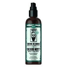 Smooth Groom Mint & Tea Tree Beard Mist for all Beard Types 4oz / 120ml