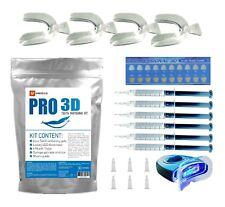 Kit de Blanqueamiento de Dientes Casa Fórmula Avanzada Dental Geles + Led Lazer-Profesional