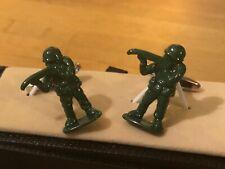 Soldiers Cufflink Pair in Box