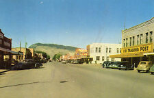 postcard USA  Wyoming   Cody   unposted