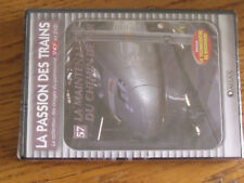 17$$ Revue Passion des Trains DVD Seul n°57 Maintenance Chemin de fer Bischheim