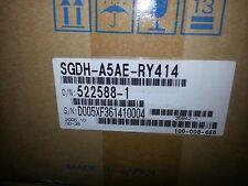 Yaskawa Servopack Sgdh-A5Ae-Ry414 Uic p/n 630 123 9941 Unit Driver *New*