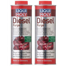 2 x Liqui Moly Diesel Purge Injector Cleaner Engine System Fuel Treatment 500ml
