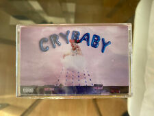 Ultra Rare Melanie Martinez Crybaby Yellow Cassette Tape (Brand New And Sealed)
