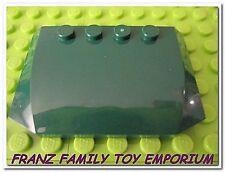 New LEGO Dark Green WEDGE 4x6x2/3 Curved Ship Hood Star Wars 7930 Indiana Jones