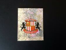 Merlin Football Sticker #369 2001-02 Mint Condition Sunderland Badge