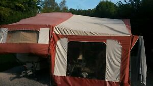 Folding camper trailer tent 6 berth Pennine Pullman can deliver locally