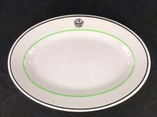 IBM Country Club Dinner/Serving Plate - Buffalo China, KEO, Circa 1924-1946