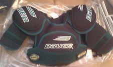 Bauer hockey shoulder pads