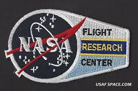 """NASA FLIGHT RESEARCH CENTER  4.25"""" NASA DRYDEN EDWARDS KSC SPACE PATCH - MINT"""