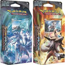Pokémon Pok81236 Pokemon TCG Sun and Moon Burning Shadows Theme Deck Game