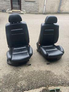 Mk3 Golf 5 Door Leather Front Seats