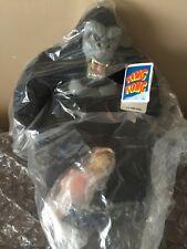 King Kong Plush  RKO MiB 1990 Hamilton W/ Ann Darow Tag bag Universal Monsters