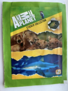 60 PKS Animal Planet Stickers new craft educational collectable kids toys fun