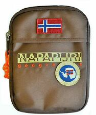 Napapijri Uomo Men Messenger Bag Borsello Tracolla North Cape Flat porta documen