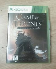 Game of thrones - A telltale games series Xbox 360 neuf