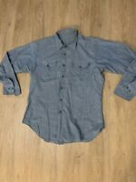 Vintage 1950's /60's Chambray