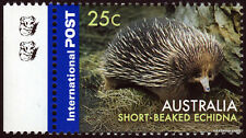 2006 Short Beaked Echidna 2nd Reprint Selvedge Tab MUH Mint Stamps Australia