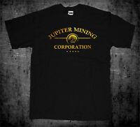 New Red Dwarf Series Jupiter Mining Corporation Company JMC T-shirt