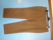 Cotton Capri, Cropped Trousers for Women NEXT 26L Inside Leg