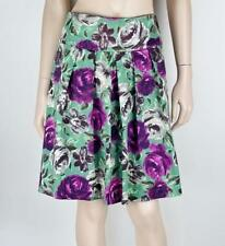 Portmans Cotton Blend Floral Skirts for Women