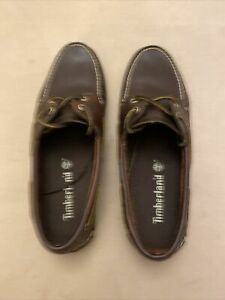 Timberland Deck Shoes 10.5