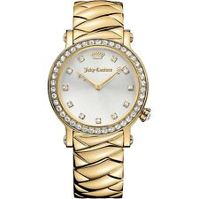 Juicy Couture Womens LA Luxe Gold Tone Watch RRP £375 New