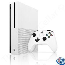 Microsoft Xbox One S White Gaming Console Latest Model 500GB
