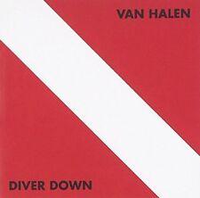 *NEW* CD Album Van Halen - Diver Down (Mini LP Style card Case)