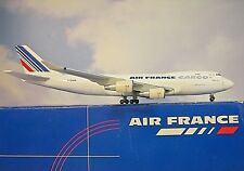 Herpa Secondhand Wings 1:500 Boeing 747-400ERF Air France Cargo Modellairport500