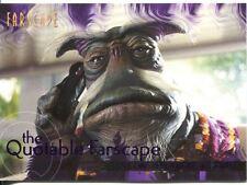 Farscape Season 4 The Quotable Farscape Chase Card Q61