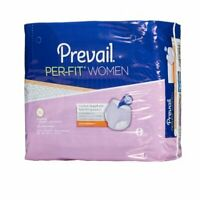 Prevail Per-Fit Women Pull On XL Disposable Moderate Absorb - Case/56