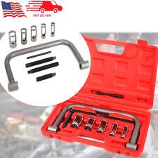 Car Valve Clamps Spring Compressor Kit C Clamp Set Removal Repair Tool 10Pcs Set