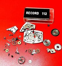 Parts Pre-owned for repair watches Lot Watch Parts Record 112 Watch