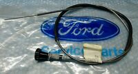 MK1 ESCORT GENUINE FORD NOS CHOKE CABLE ASSY
