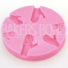 Multi Hand Features Silicone Modelling Mould Fondant Sugarcraft Icing Chocolate