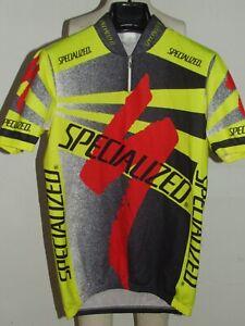 Fahrradtrikot Maillot Trikot Radsport Sport Specialized Größe XL