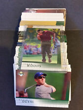 2001 Upper Deck Complete Golf Set #1-200 - Tiger Woods R/C
