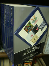 LA VITA DELLA MENTE - EST MONDADORI, ANNO 1975 - 1978 7 Vol.