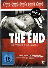 THE END - CONFESSIONS OF A Real GANGSTER, DVD Recomendado von Intro - NUEVO /