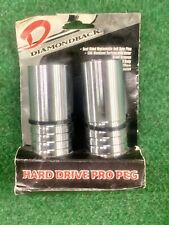 "New Diamondback Hard Drive Pro Pegs 3/8"" Freestyle"
