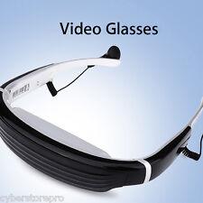 F640 5.8G FPV 62 inch LCD Screen 3D Video Glasses 960mAh for Drone Black