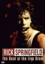 Rick Springfield: The Beat of the Live Drum (2008, DVD NEUF)